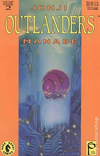 Outlanders Vol. 2: Manabe, Johji