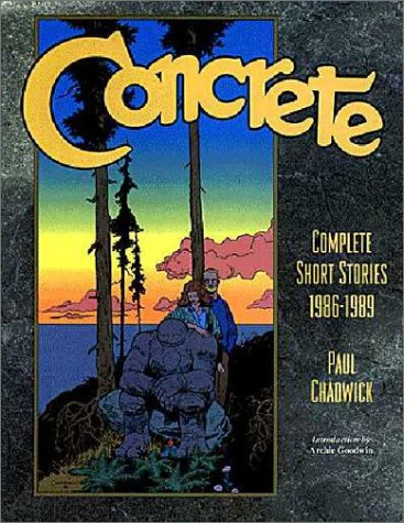 Concrete: Complete Short Stories, 1986-1989