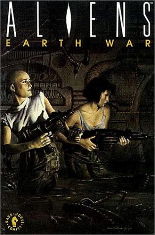 Aliens: Earth War: Mark Verheiden; Sam Kieth
