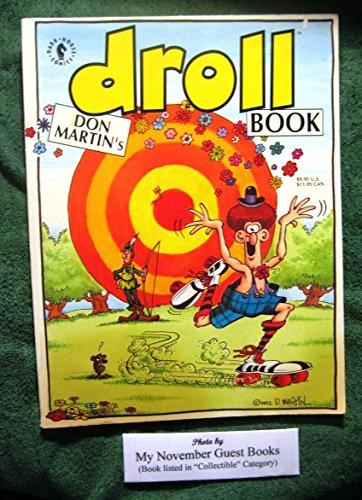 9781878574374: Don Martin's Droll Book