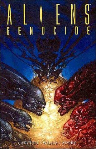 9781878574480: Aliens: Genocide