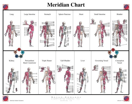 9781878576248: Meridian Chart
