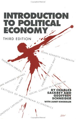 9781878585264: Introduction to Political Economy, 3rd ed.