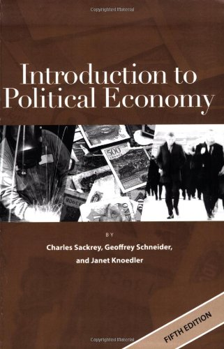 9781878585721: Introduction to Political Economy 5th edition