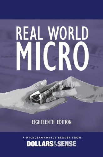 9781878585820: Real World Micro, 18th Edition