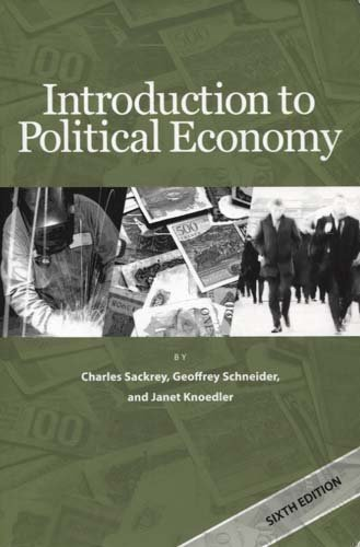 9781878585936: Introduction to Political Economy, 6th edition