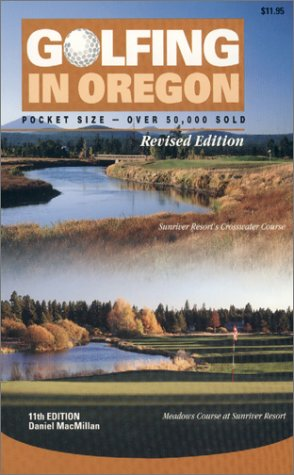 9781878591579: Golfing in Oregon 11th ED