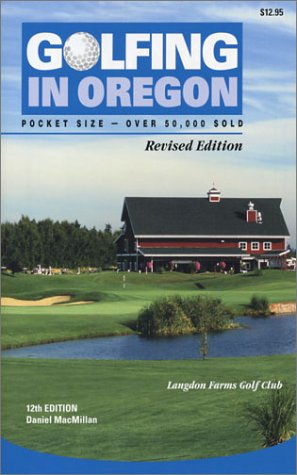 9781878591593: Golfing in Oregon