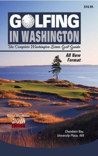 9781878591708: Golfing in Washington