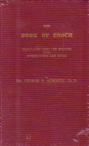 9781878592118: Book of Enoch: Translated from the Ethiopic, With Introduction and Notes