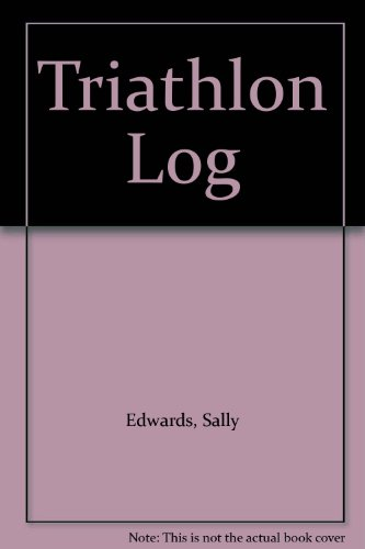 9781878602565: Triathlon Log