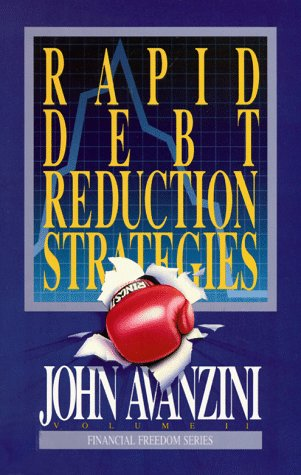 9781878605016: Rapid Debt-Reduction Strategies (Financial Freedom)