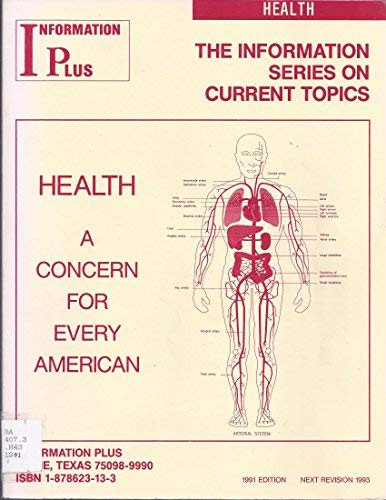 9781878623133: Health: A Concern For Every American