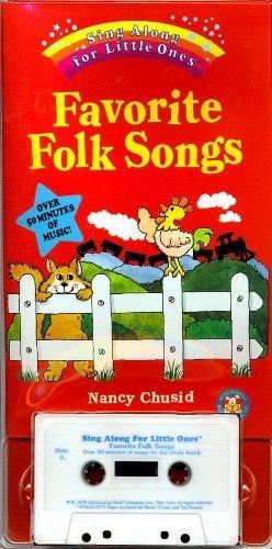 9781878624079: Favorite Folk Songs (Sing Along for Little Ones Series)