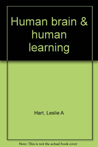 9781878631398: Human brain & human learning