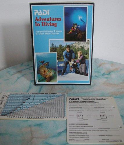 PADI adventures in diving: Manual: Bob; Shreeves, Karl;
