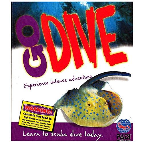 9781878663160: Go Dive - PADI Open Water Dive Manual