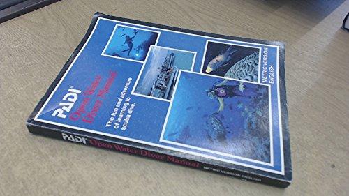 9781878663177: Open Water Diver Manual