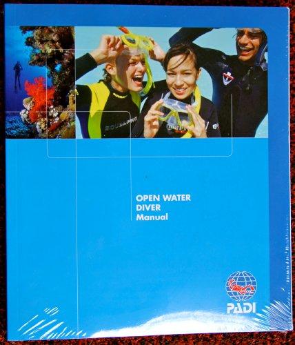 9781878663429: PADI Open Water Diver Manual