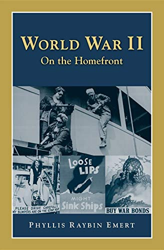 9781878668608: World War II: On the Homefront (Perspectives on History)