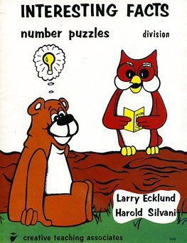 Interesting Facts: Number Puzzles: Division: Larry Ecklund; Harold