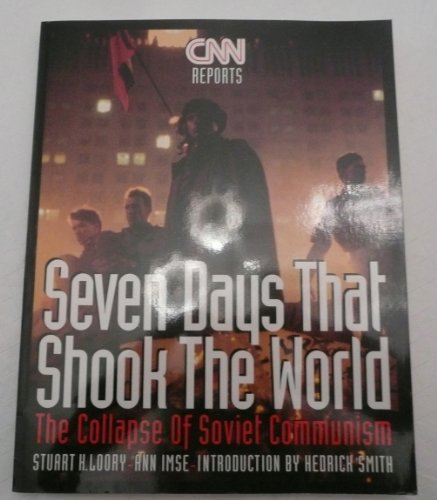 9781878685124: Cnn Reports Seven Days That Shook the World: The Collapse of Soviet Communism