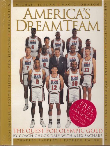9781878685278: America's Dream Team: The 1992 USA Basketball Team
