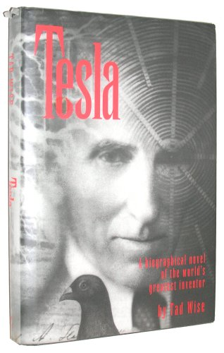 9781878685360: Tesla: A Novel