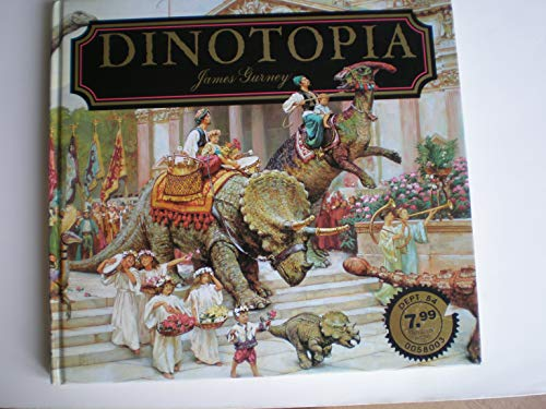 DINOTOPIA: A LAND APART FROM TIME (Dinotopia,: JAMES GURNEY