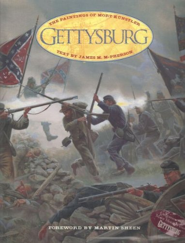 Gettysburg: The Paintings of Mort Kunstler [SIGNED]