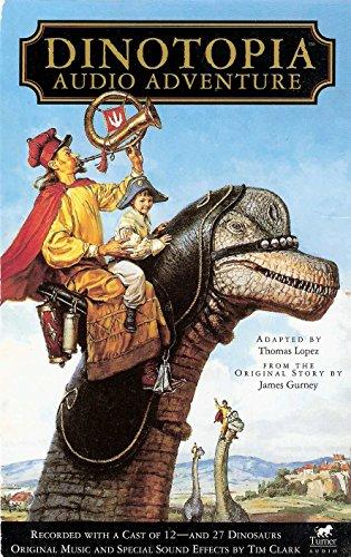 9781878685810: Dinotopia Audio Adventure