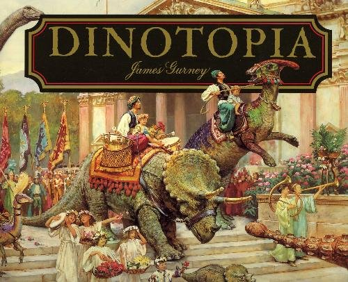 9781878685896: Dinotopia: A Land Apart from Time