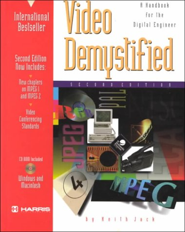 9781878707369: Video Demystified: A Handbook for the Digital Engineer