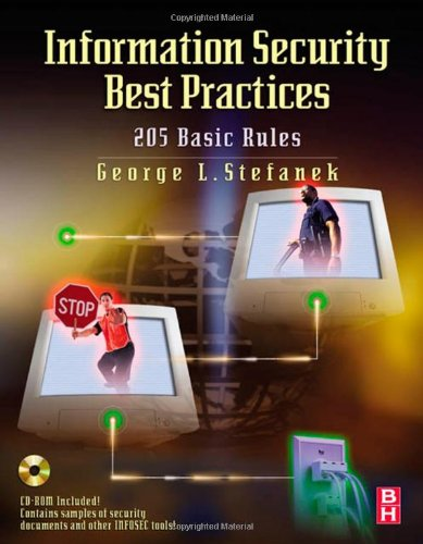9781878707963: Information Security Best Practices: 205 Basic Rules