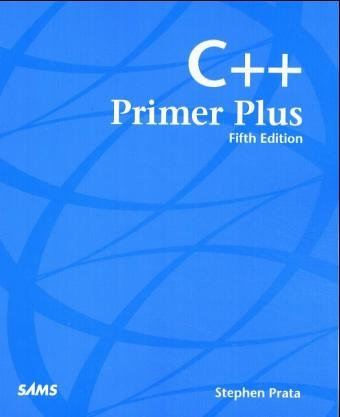 C++ Primer Plus: Teach Yourself Object-oriented Programming (1878739026) by Stephen Prata