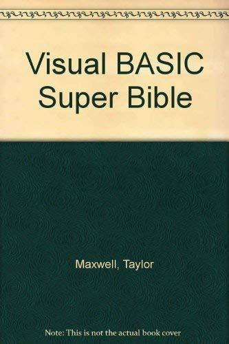 9781878739124: Visual BASIC Super Bible