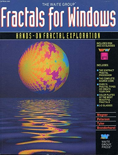 9781878739254: Fractals for Windows/Book and Disk