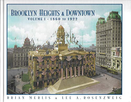9781878741516: Brooklyn Heights & downtown
