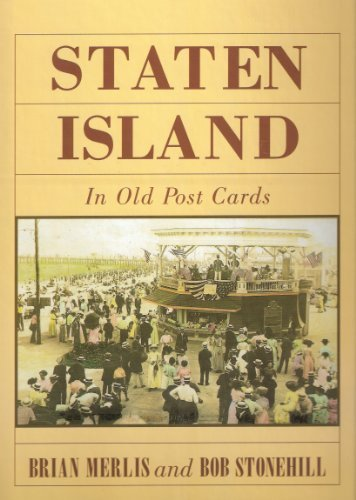 9781878741554: Staten Island in Old Post Cards