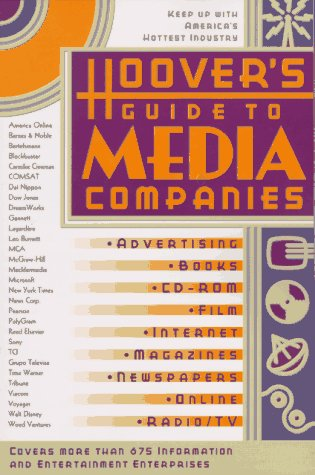9781878753960: Hoover's Guide to Media Companies