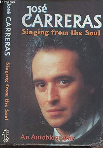 9781878756893: Singing from the Soul: An Autobiography (Library of Courage Series 1)
