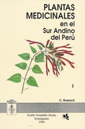 9781878762672: Plantas medicinales en el sur andino del Peru (Spanish Edition)