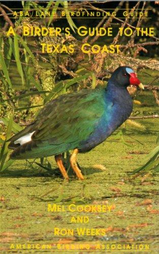 9781878788474: A Birder's Guide to the Texas Coast (ABA/Lane Birdfinding Guide)