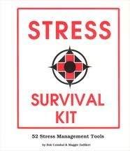 9781878793034: Stress Survival Kit: 52 Stress Management Tools