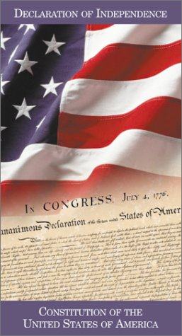 9781878802231: Declaration of Independence and Constitution of the United States of America