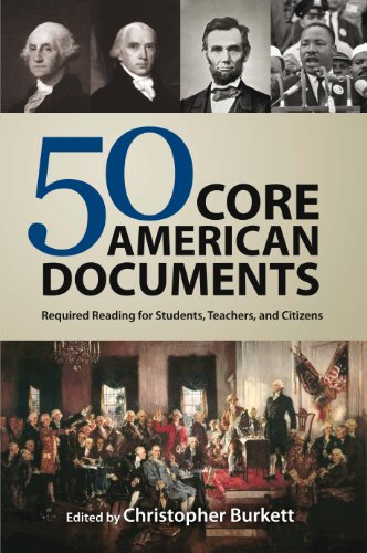 50 Core American Documents Required Reading for