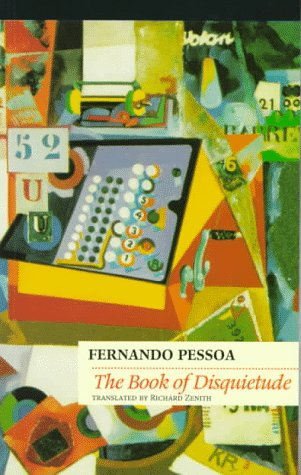 9781878818652: The Book of Disquietude by Bernardo Soares, assistant bookkeeper in the City of Lisbon (Aspects of Portugal)