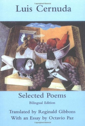 Selected Poems: Luis Cernuda