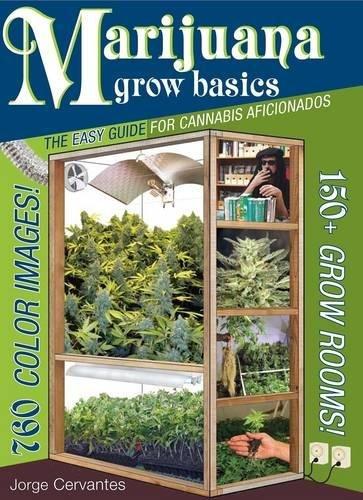 9781878823373: Marijuana Grow Basics: The Easy Guide for Cannabis Aficionados