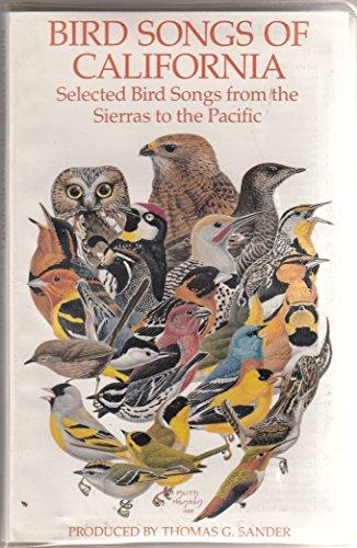 9781878826015: Bird Songs of California